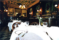Cafe Royal Oyster Bar, Edinburgh