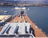 Battleship Missouri Memorial, Honolulu