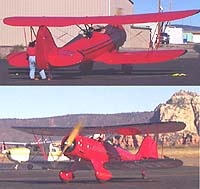 Red Rock Biplane Tours, Sedona