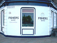 Fishers Bistro, Edinburgh