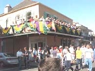 Cafe Lafitte In Exile, New Orleans