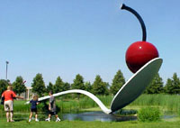 Minneapolis Sculpture Garden, Minneapolis
