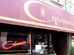 Cyrano's Steak and Seafood, Toronto