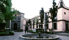 Museo Franz Mayer, Mexico City