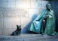 Franklin Delano Roosevelt Memorial, Washington