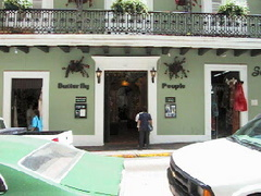 Butterfly Art Gallery, San Juan Antiguo