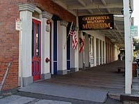 California Military Museum (The), Sacramento