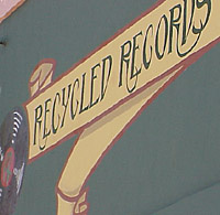 Recycled Records, Monterey