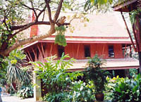 The Jim Thompson House, Phaya Thai Khwaeng