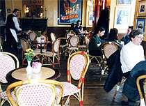 Cafe Rouge, Edinburgh