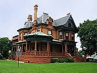 Ball-Eddleman-McFarland House, Fort Worth