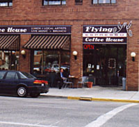 Flying M Coffeehouse, Boise