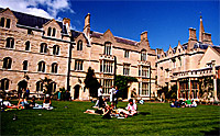 Pembroke College, Oxford