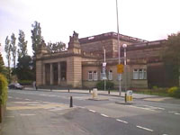 Shipley Art Gallery, Gateshead