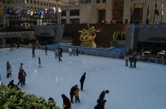 Trump Rink, New York
