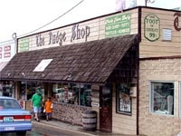 Fudge Shop, Branson