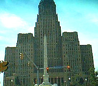 Buffalo City Hall, Buffalo