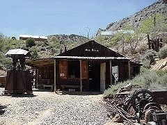 Chollar Mine, Virginia City