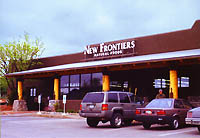 New Frontiers Natural Foods, Sedona