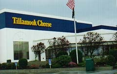 Tillamook Cheese Factory, Tillamook