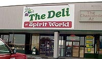 Spirit World & Deli, Omaha