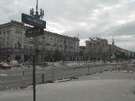 Constitution Square, Warsaw
