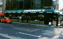 Anderson's, Mexico City