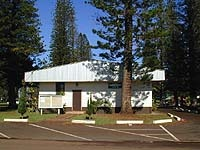 Lanai Community Center, Lanai City