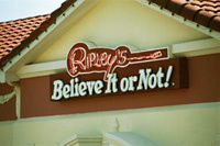 Ripley's Believe It Or Not Orlando Odditorium, Orlando
