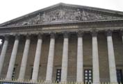 French National Assemble (Palais Bourbon), Paris