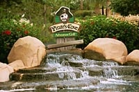 Pirate's Cove Adventure Golf, Orlando