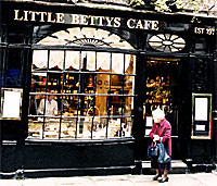 Little Betty's Cafe, York