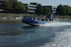 Willamette Jetboat Excursions, Portland