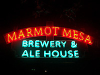 Marmot Mesa Brewery & Ale House, Salt Lake City