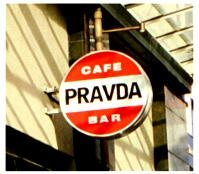 Pravda Cafe, Wellington