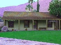 McCallum Adobe, Palm Springs