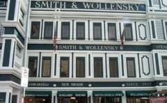 Smith & Wollensky, Las Vegas