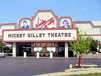 Mickey Gilley Theatre, Branson
