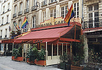 Banana Cafe, Paris