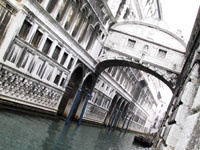 Bridge of Sighs , Venice