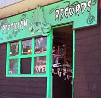 Reptilian Records, Baltimore