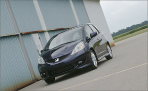 2009 Honda Fit Sport