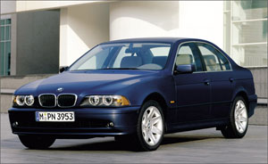 BMW E39-5 Series