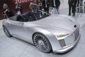 Audi eTron Spyder Concept