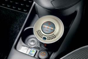 2011 Fiat 500's Perfume Dispenser