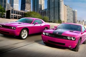 2010 Dodge Challenger R/T and Dodge Challenger SRT8