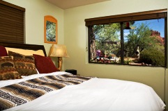 Cozy Cactus Bed And Breakfast in Sedona, Ariz.