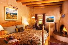 EEl Farolito Bed And Breakfast Inn in Santa Fe, New Mexico