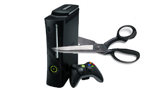 Microsoft cuts price of high-end Xbox 360 by $100
