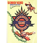 Donkey Kong Competition Cartridge